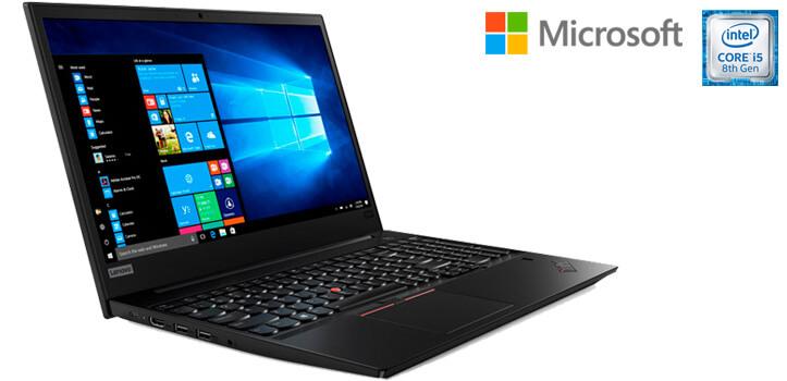 Portátil Lenovo ThinkPad E580 ¡con Office 2019 valorado en 299 € incluido!