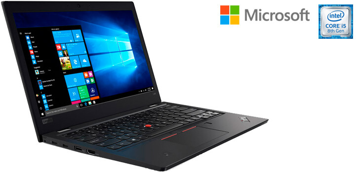Portátil Lenovo ThinkPad L380 con Windows 10 Pro