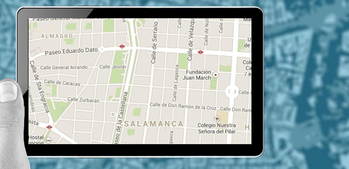 Software de geolocalización
