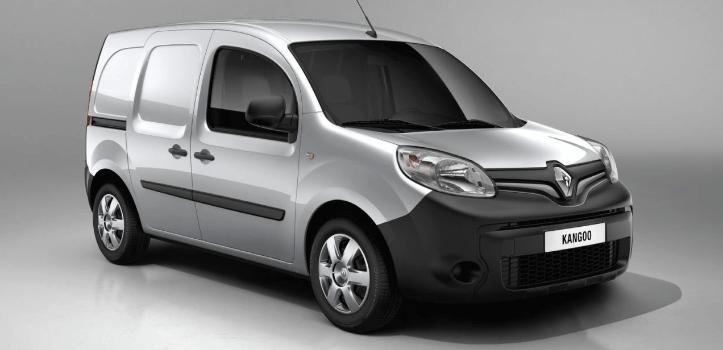 Tu Renault Kangoo de renting al mejor precio