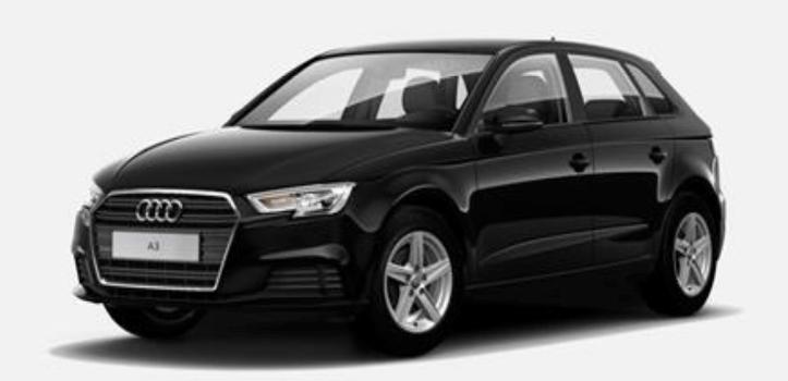 Renting de Audi A3 Sportback 1.6 TDI