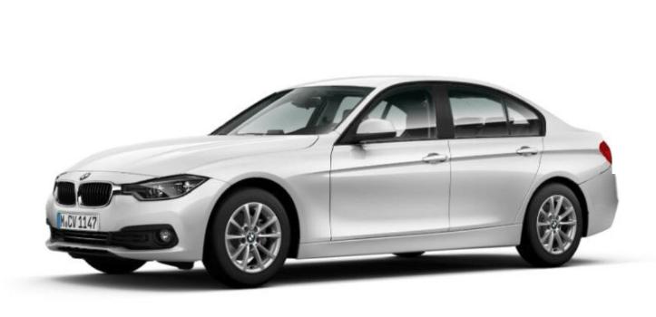 Renting de BMW Serie 3 318d Business Sedan