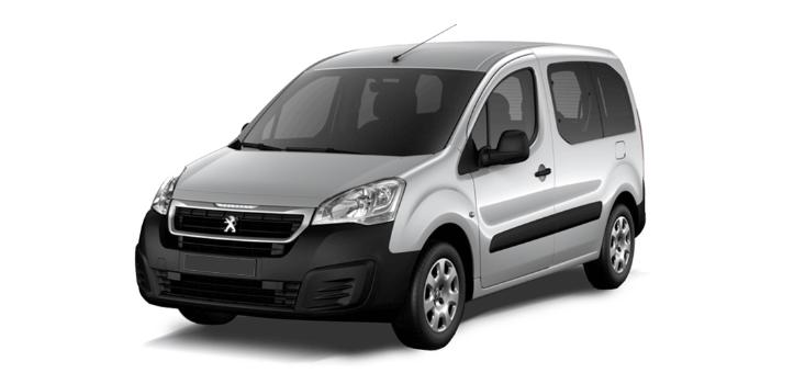 Renting de Peugeot Partner Tepee