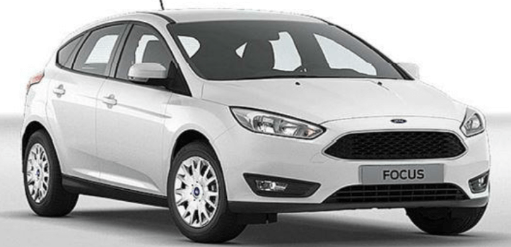 Renting de Ford Focus 1.5 TDCi