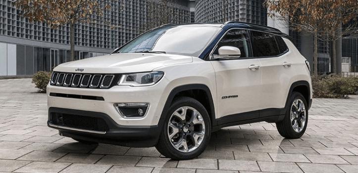 Renting de Jeep Compass 1.6 Mjet