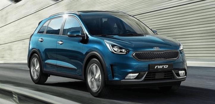 Renting de KIA Niro 1.6 HEV Drive híbrido