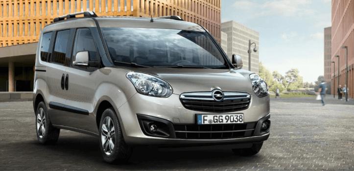 Renting de Opel Combo Tour 1.3 CDTI