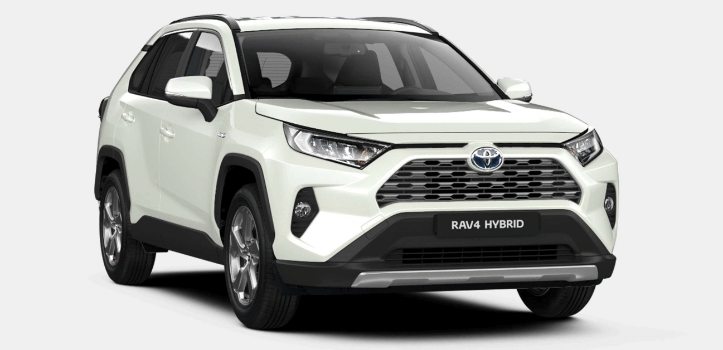 Renting de Toyota RAV4