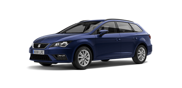 Renting de SEAT León ST 1.4 TGI