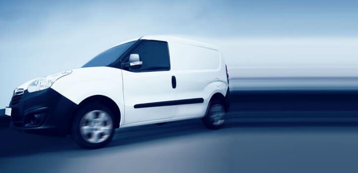 Seguros para furgonetas y camiones