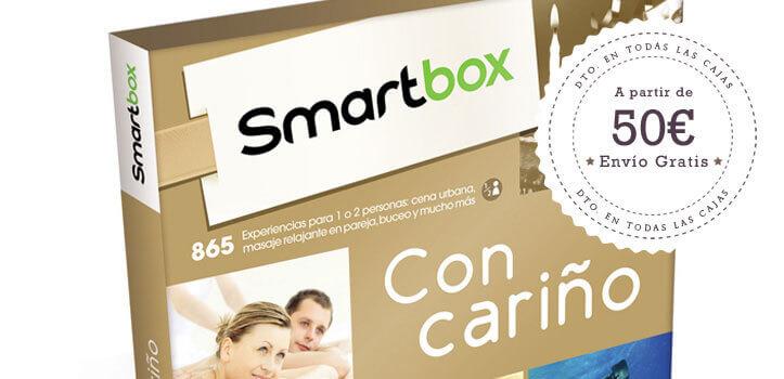 Packs de experiencias de Smartbox
