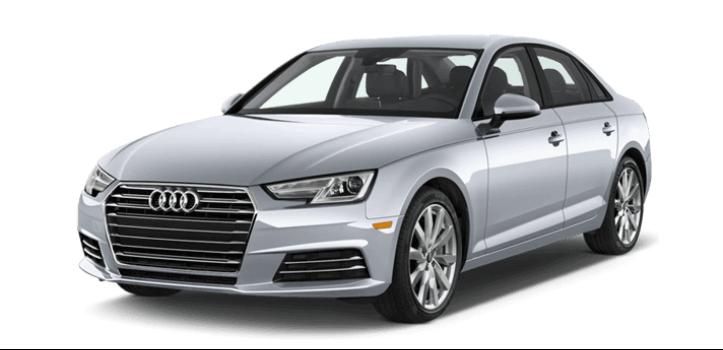 Renting de Audi A4