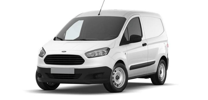 Renting de Ford Transit Courier Van