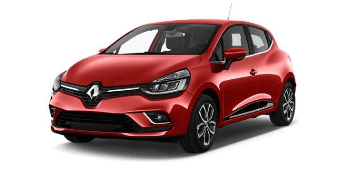 Renting de Renault Clio