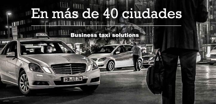 Taxis corporativos