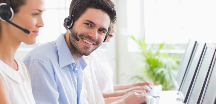 Call & Contact Center para la atención de tus clientes 365/24