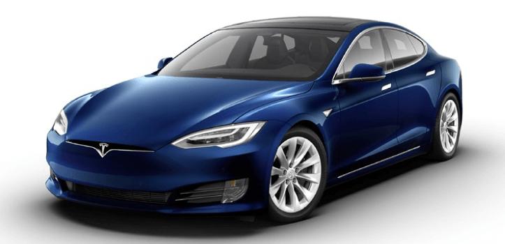 Renting de Tesla Model S