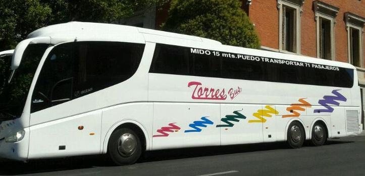 Transporte para tus eventos de empresa