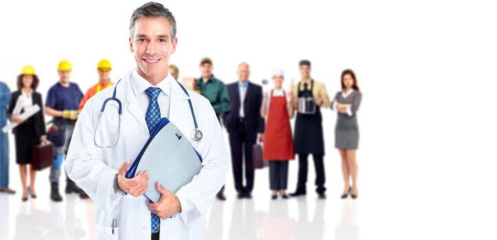 Médicos privados para autónomos