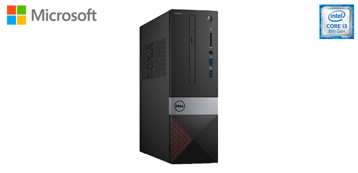 Dell PC Vostro 3470 con Windows 10 Pro y Office 2019
