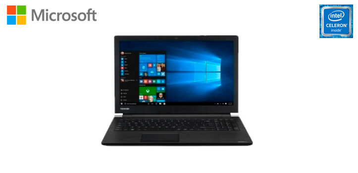 Portátil Toshiba Satellite Pro R50-C-1FT con Windows 10 Pro