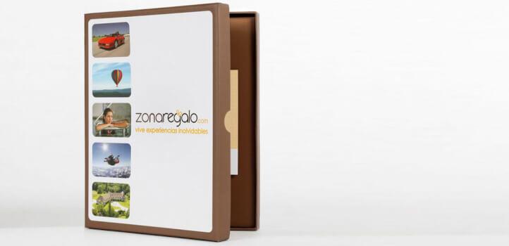 Experiencias de Zonaregalo.com<br>