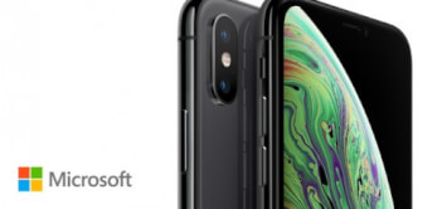Apple iPhone Xs 256GB ¡con Microsoft Office 365 Business Premium incluido!