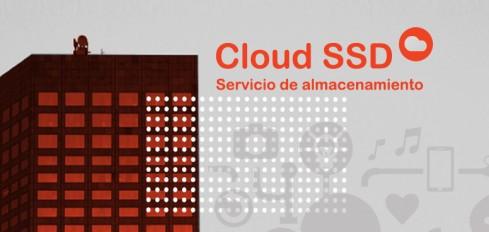 Servidores Cloud SSD