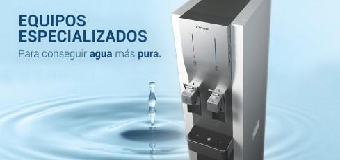 Fuente de agua de ósmosis inversa