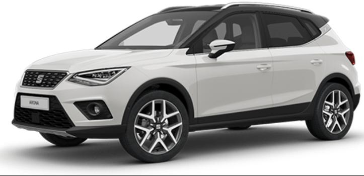 Renting de SEAT Arona 1.6 TDI