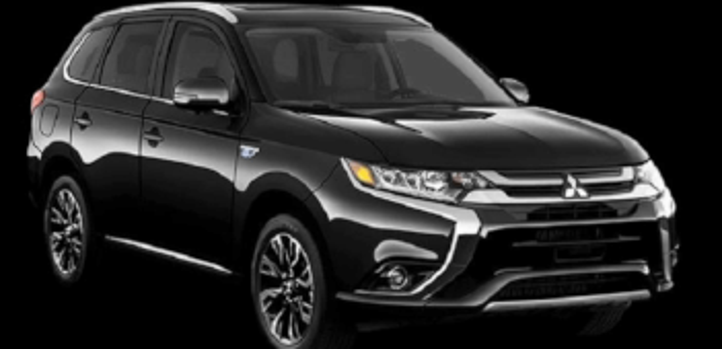 Renting de Mitsubishi Outlander