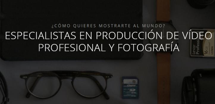 Contenido audiovisual y vídeos para empresa