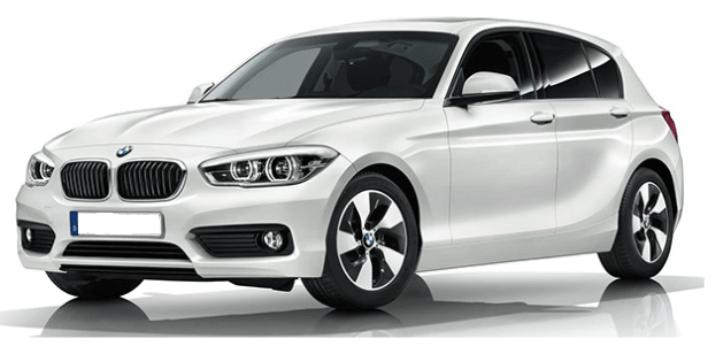 Renting de BMW Serie 1 automático