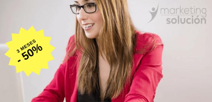 Atención telefónica con la mejor secretaria virtual