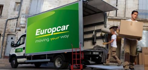 Alquiler de coches y furgonetas de larga duración con Europcar