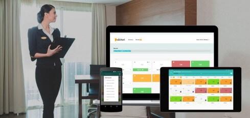 App para gestionar el departamento de pisos en hoteles