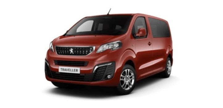 Renting de Peugeot Traveller BlueHDI