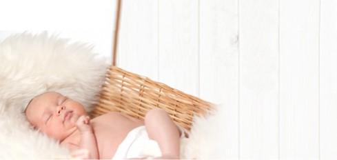 Canastillas de bebé para regalar