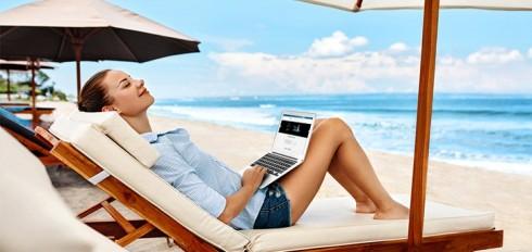 Instala tu oficina allá donde estés con el escritorio remoto beCloud