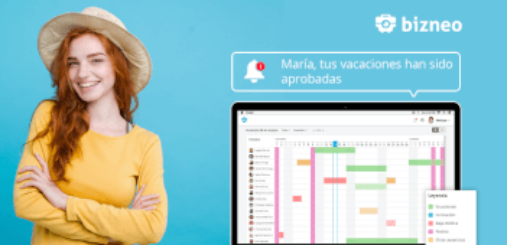 Software de gestión de vacaciones y ausencias