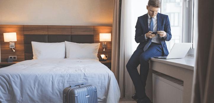 Reserva tu hotel con Booking.com