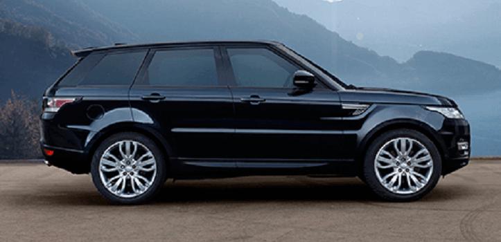 Renting de Range Rover Sport