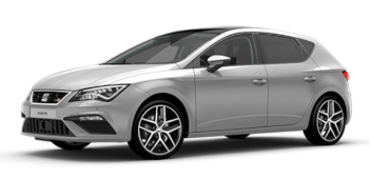 Renting de Seat León 1.5 TGI Style Visio Edition