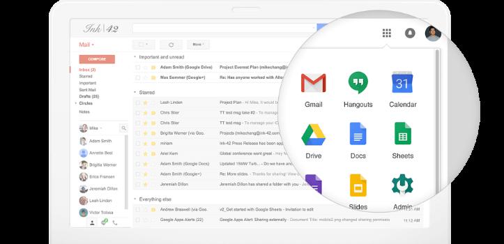 Disfruta de G Suite de Google con las mejores condiciones