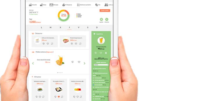 Software para nutricionistas con pacientes ilimitados