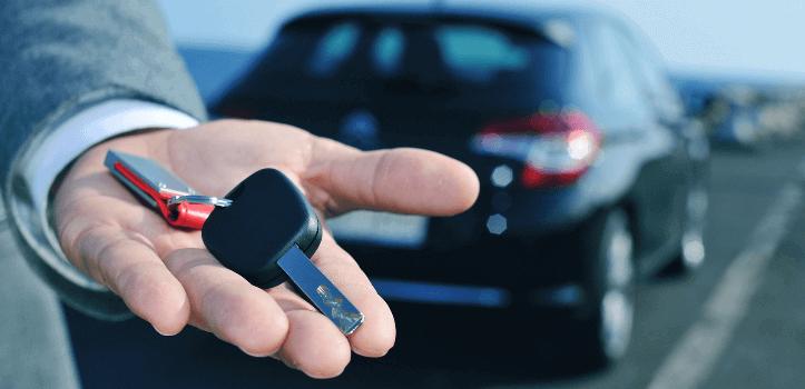 Alquiler de coches y furgonetas por solo 1 euro por trayecto