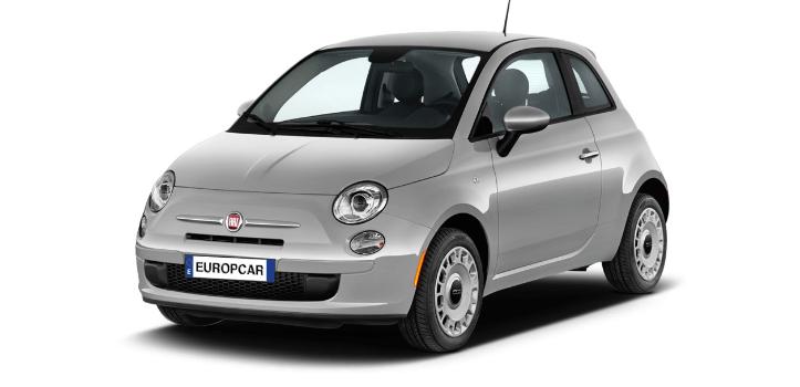 Alquiler flexible de Fiat 500