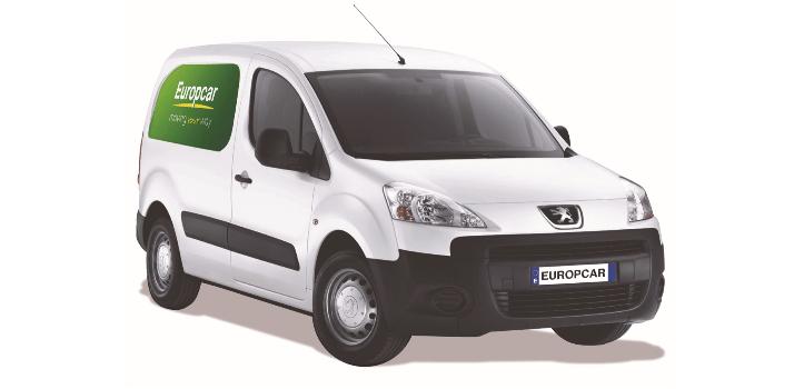 Alquiler flexible de Peugeot Partner