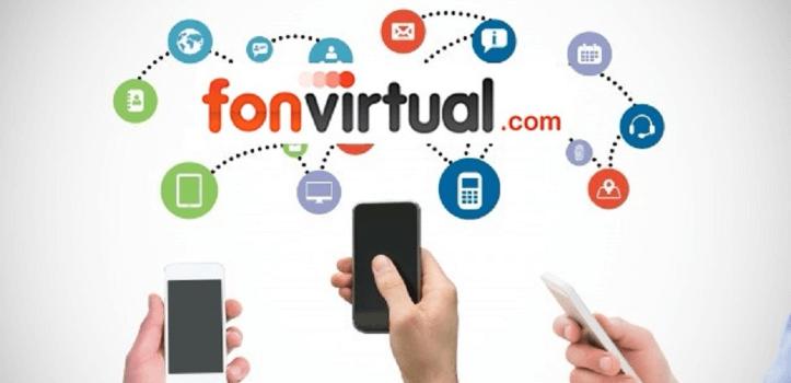 Números virtuales internacionales