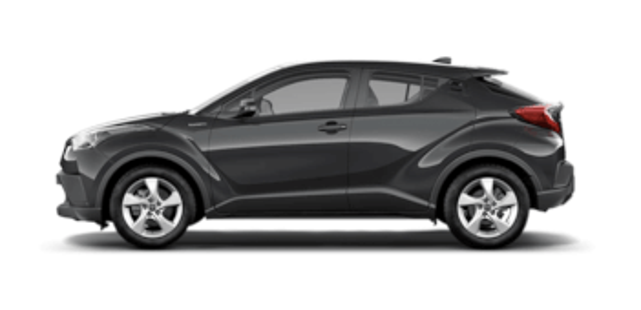 Renting de Toyota C-HR Hybrid